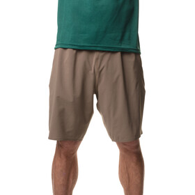 Houdini M's Light Shorts Men wheathered brown